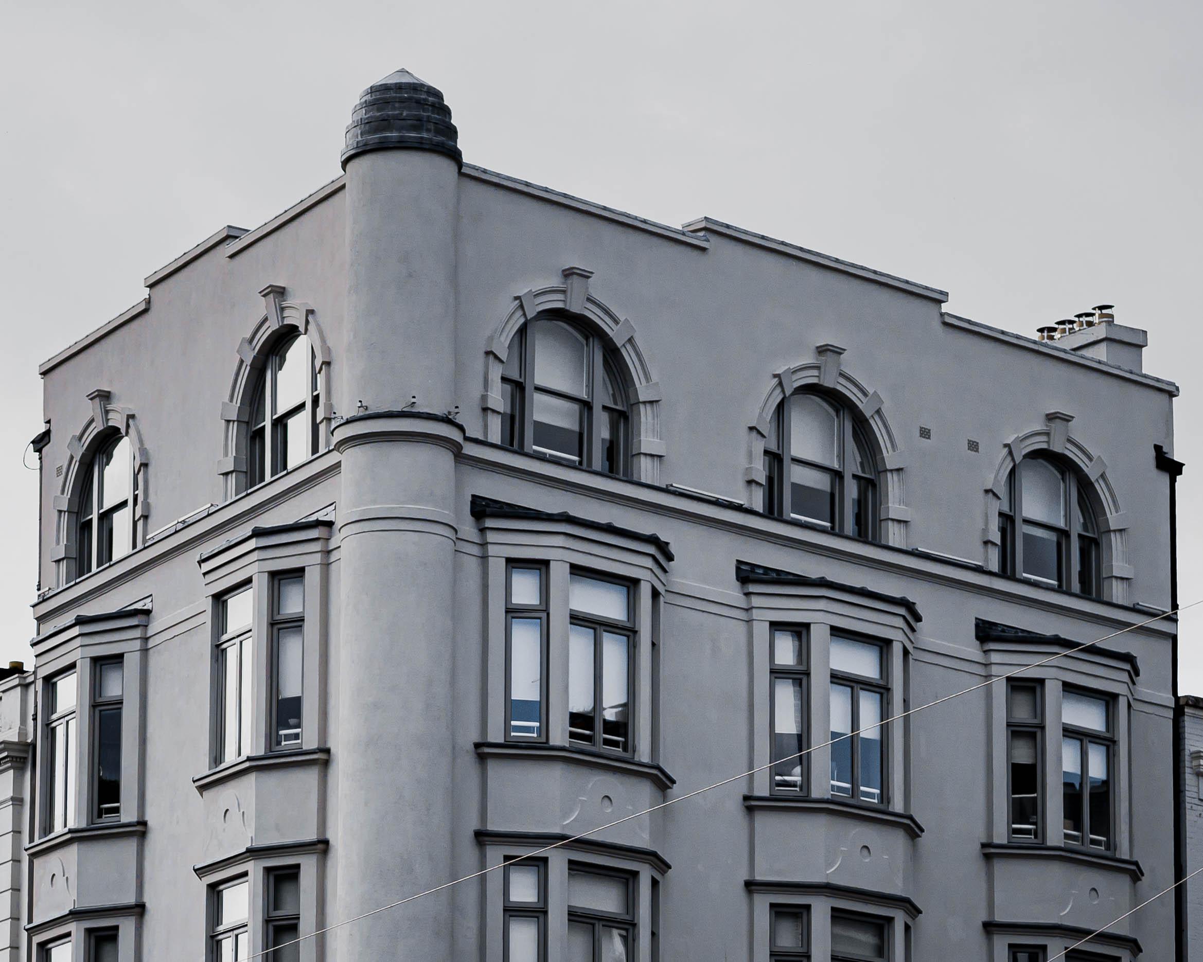 Dublin City Centre – architecture shots
